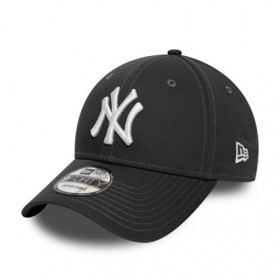 12134895_Casquette MLB New York Yankees New Era League Essential 9Forty Gris