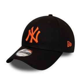 12134896_Casquette MLB New York Yankees New Era League Essential 9Forty Noir ORG