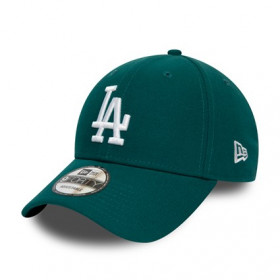 12134897_Casquette MLB Los Angeles Dodgers New Era League Essential 9Forty Vert