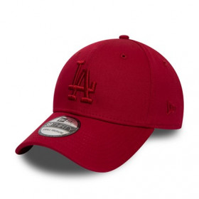 12134911_Casquette MLB Los Angeles Dodgers New Era Essential 39Thirty Rouge