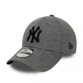 12134953_Casquette MLB New York Yankees New Era Jersey Essential 9Forty Gris