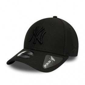 12145400_Casquette MLB New York Yankees New Era Mono Team Colour 9Forty Noir pour enfant