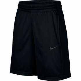 Short de Basketball Nike Dri-FIT Noir pour Femme //// AT3288-010