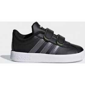 Chaussure adidas VL Court 2.0 CMF I Noir Pour bébé /// F36402