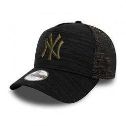 12145407_Casquette MLB New York Yankees New Era Engineered Fit Trucker Noir GR pour enfant
