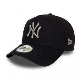 12145442_Casquette MLB New York Yankees New Era League Essential A Frame 9Forty Bleu Marine Pour enfant