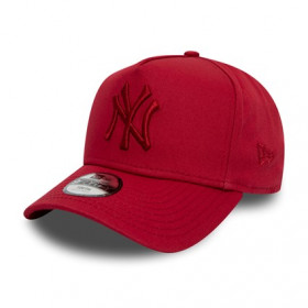 12145445_Casquette MLB New York Yankees New Era League Essential A Frame 9Forty Rouge Pour enfant