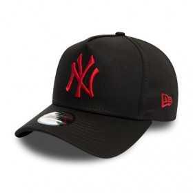 12145446_Casquette MLB New York Yankees New Era League Essential A Frame 9Forty Noir RD Pour enfant