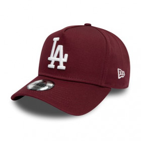 12145447_Casquette MLB Los Angeles Dodgers New Era League Essential A Frame 9Forty Rouge Pour enfant