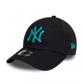 12145453_Casquette MLB New York Yankees New Era League Essential 9Forty Bleu Marine pour enfant