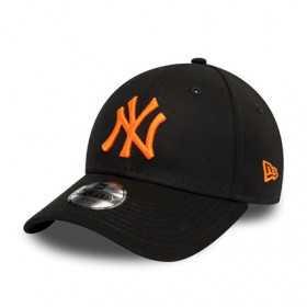 12145459_Casquette MLB New York Yankees New Era League Essential 9Forty Noir ORG pour enfant