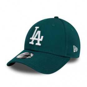 12145461_Casquette MLB Los Angeles Dodgers New Era League Essential 9Forty Vert pour enfant