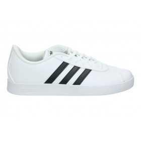 DB1831_Chaussure adidas VL Court 2.0 K Blanc Pour Enfant