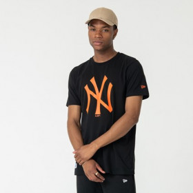 11935933_T-Shirt MLB New-York Yankees New Era Seasonal Team Noir ORG pour Homme