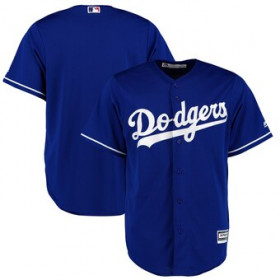 Maillot MLB Los Angeles Dodgers Replica Cool Base Bleu Pour Homme /// 7700-DOAS-LD-RJS