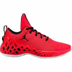 Chaussure de Basketball Jordan Jumpman Diamond Low Rouge pour homme /// CI1207-600