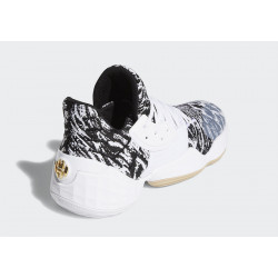 Chaussure de Basketball adidas James Harden Vol.4 Black