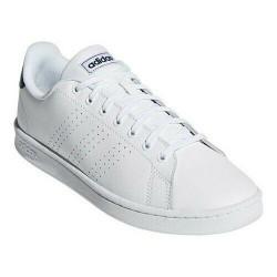Chaussure adidas Advantage Blanc pour homme
