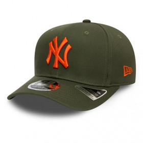 12134657_Casquette MLB New York Yankees New Era Tonal Stretch Snap 9Fifty Vert