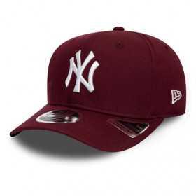 12134658_Casquette MLB New York Yankees New Era Tonal Stretch Snap 9Fifty Marron