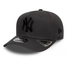 12134659_Casquette MLB New York Yankees New Era Tonal Stretch Snap 9Fifty Gris