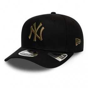 12134660_Casquette MLB New York Yankees New Era Tonal Stretch Snap 9Fifty Noir