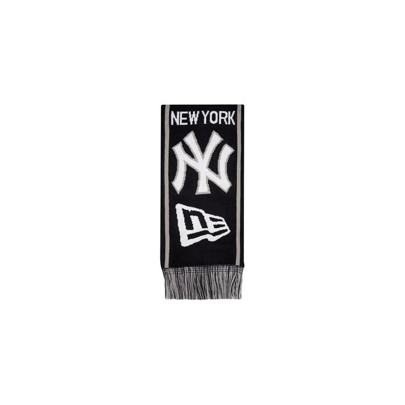 12134841_Echarpe MLB New York Yankees New Era Bleu Navy