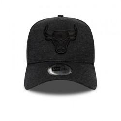 Casquette NBA Chicago Bulls New Era Jersey Essential A Frame Gris