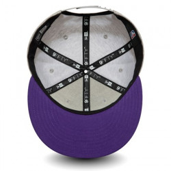 Casquette NBA Los Angeles Lakers New Era Jersey essential 9Fifty Gris