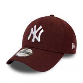 12134986_Casquette MLB New York Yankees New Era Heather Essential 39Thirty Marron