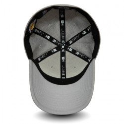 Casquette NBA Los Angeles Lakers New Era Heather Essential 39Thirty Gris