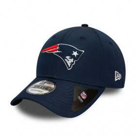 12134996_Casquette NFL New England Patriots New Era Dry Switch 9FORTY Bleu marine pour homme