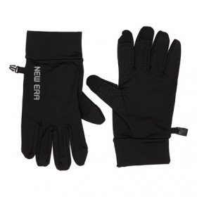 Guantes New Era Electronic Touch negro GRY