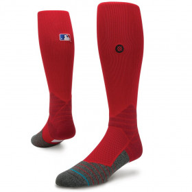 Chaussettes MLB Stance Diamonds Pro OTC Rouge //// M759C16-DIA-RED