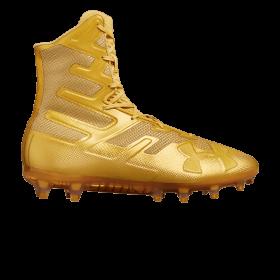 3000177-900_Crampons de Football Americain Under Armour Highlight MC Gold