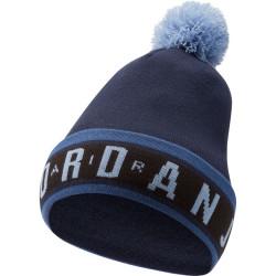 Bonnet Jordan Cuffed Pom Bleu ///CK1264-451