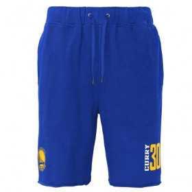 EK2M1BBSN-WARSC_Short NBA stephen Curry Golden State Warriors Bleu pour homme