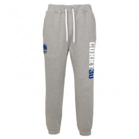 EK2M1BBSN-WARSC_Pantalon NBA Stephen Curry Golden State Warriors Gym rat Jogger Gris pour Homme