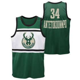 EK2M1BBSZ-BCKGA_Débardeur NBA Giannis Antetokounmpo Milwaukee Player sublimated Shooter Vert pour homme