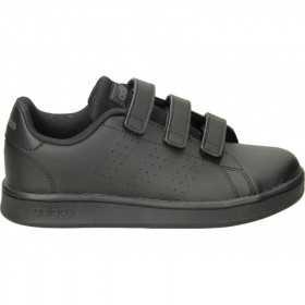 Chaussure adidas advantage Noir pour Enfant /// EF0222