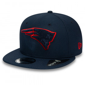 Casquette NFL New England Patriots New Era Team Outline 9Fifty Bleu marine