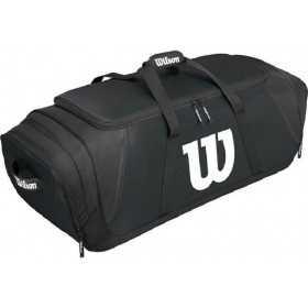 WTA9709BL_Sac de sport Wilson Team Gear Noir