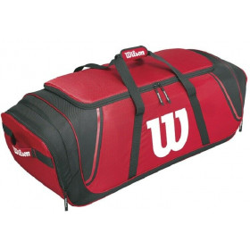 WTA9709SC_Sac de sport Wilson Team Gear Rouge