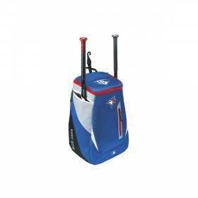 WTL9302TCTOR_Sac à Dos MLB Toronto Blue Jays Louisville Slugger Genuine Stick pack Bleu