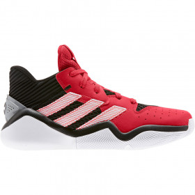 EF9904_Chaussure de Basketball adidas James Harden Stepback Rouge pour Junior