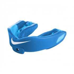NUU36-434_Protège dent Nike Hyperstrong Adulte Bleu avec strap Goût Mélange de Baies