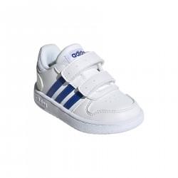 Chaussure adidas Hoops 2.0 CMF I Blanc RYL Pour bébé