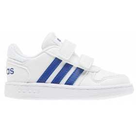 Baby's adidas ShoesHoops 2.0 CMF I White Royal
