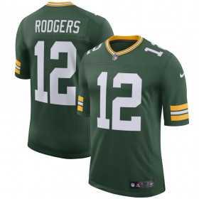 EZ1B7V1P9-PCKAR_Maillot NFL Aaron Rodgers Greenbay Packers Nike Player limité Vert pour junior