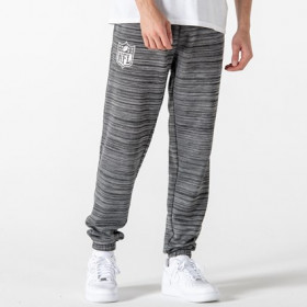 12195339_Pantalon NFL New Era Engineered Jogger Gris Chiné pour homme